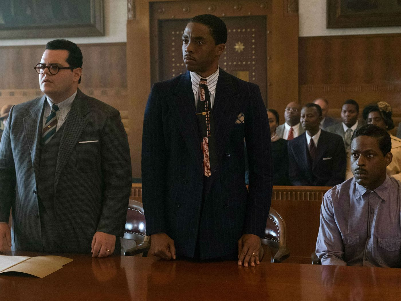 SCOTUS Justice Thurgood Marshall